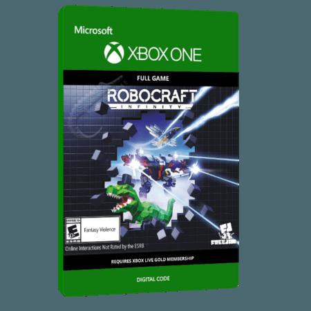 خرید بازی دیجیتال Robocraft Infinity