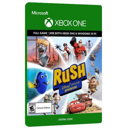 خرید بازی دیجیتال Rush A Disney Pixar Adventure