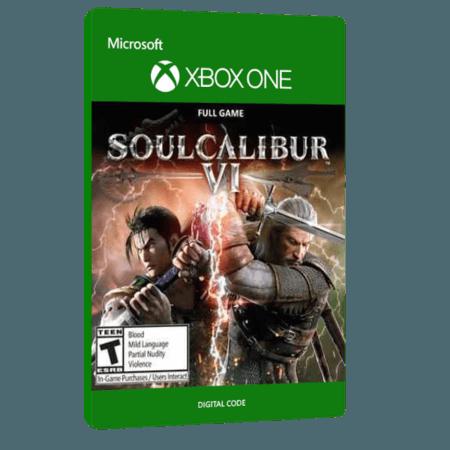 خرید بازی دیجیتال 6 Soulcalibur برای Xbox One