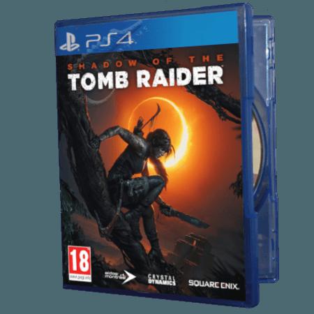 خرید بازی دست دوم و کارکرده Shadow of the Tomb Raider برای PS4
