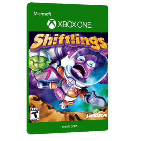 خرید بازی دیجیتال Shiftlings