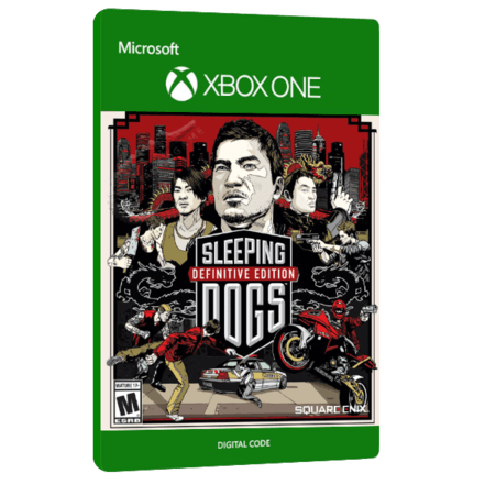 خرید بازی دیجیتال Sleeping Dogs Definitive Edition برای Xbox One
