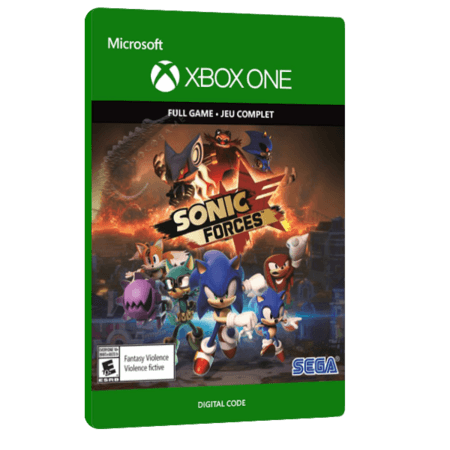 خرید بازی دیجیتال Sonic Forces