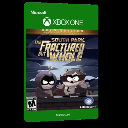 خرید بازی دیجیتال South Park The Fractured But Whole Gold Edition