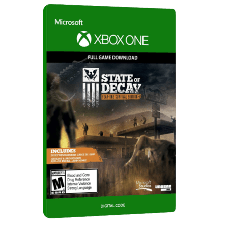 خرید بازی دیجیتال State of Decay Year One Survival Edition برای Xbox One
