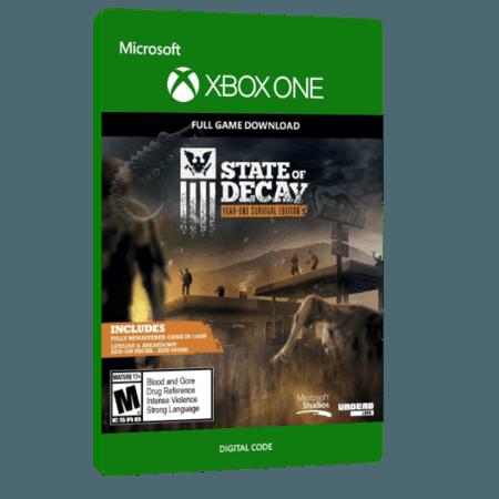 خرید بازی دیجیتال State of Decay Year One Survival Edition برای Xbox One