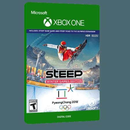 خرید بازی دیجیتال Steep Winter Games Edition برای Xbox One