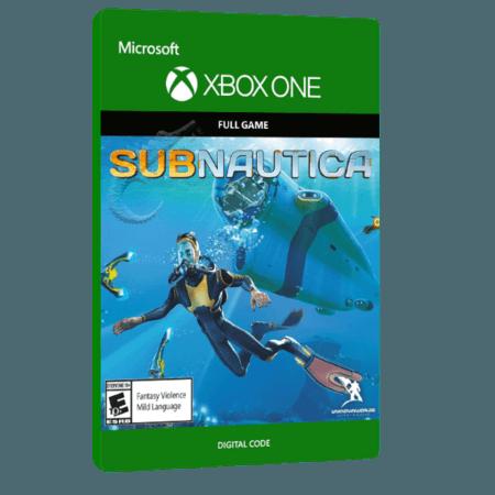 خرید بازی دیجیتال Subnautica برای Xbox One