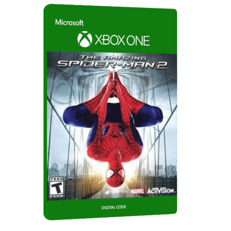 خرید بازی دیجیتال The Amazing Spider Man 2