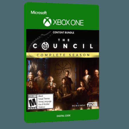 خرید بازی دیجیتال The Council The Complete Season