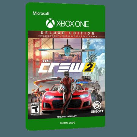 خرید بازی دیجیتال The Crew 2 Deluxe Edition
