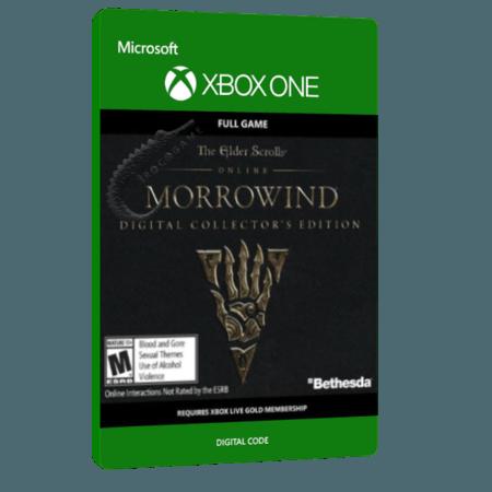 خرید بازی دیجیتال The Elder Scrolls Online Morrowind Digital Collector's Edition