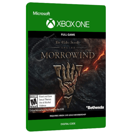 خرید بازی دیجیتال The Elder Scrolls Online Morrowind