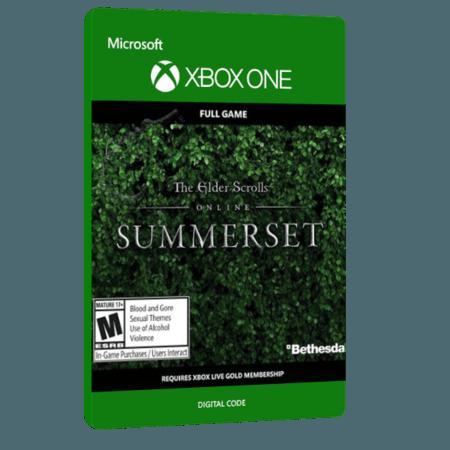 خرید بازی دیجیتال The Elder Scrolls Online Summerset برای Xbox One