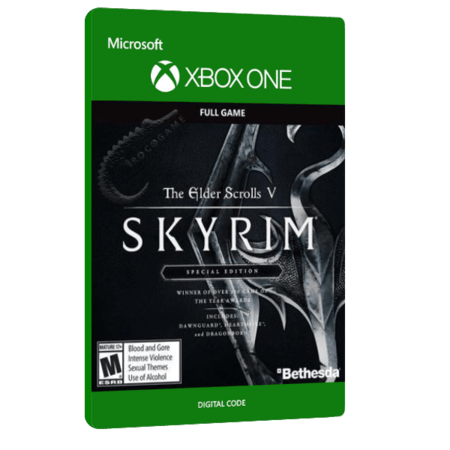 خرید بازی دیجیتال The Elder Scrolls 5 Skyrim Special Edition برای Xbox One