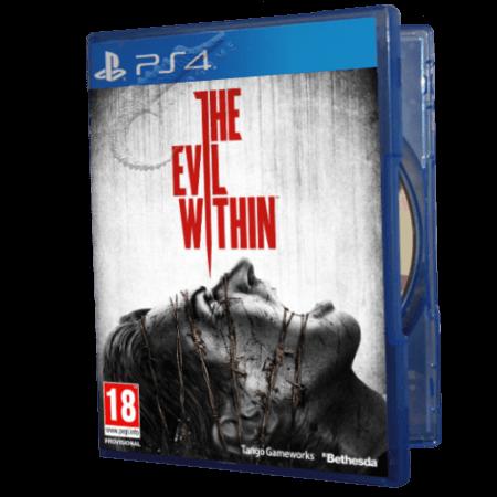 خرید بازی دست دوم و کارکرده The Evil Within برای PS4