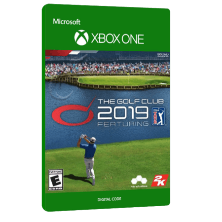 خرید بازی دیجیتال The Golf Club 2019 Featuring PGA Tour برای Xbox One