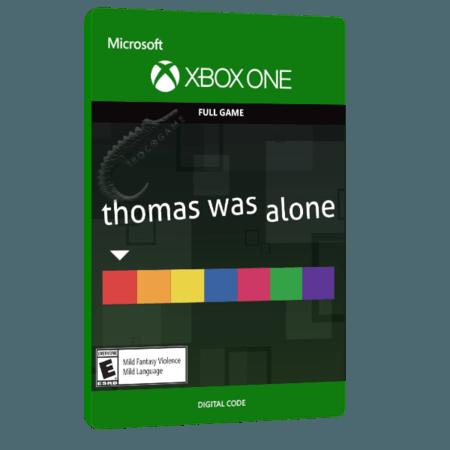 خرید بازی دیجیتال Thomas Was Alone