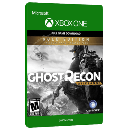 خرید بازی دیجیتال Tom Clancy's Ghost Recon Wildlands Gold Edition