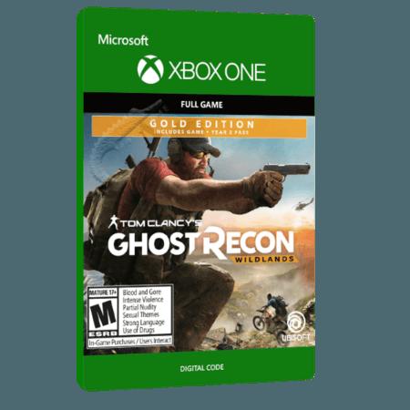 خرید بازی دیجیتال Tom Clancy's Ghost Recon Wildlands Year 2 Gold Edition