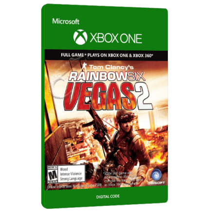 خرید بازی دیجیتال Tom Clancy's Rainbow Six Vegas 2