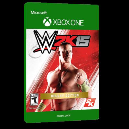 خرید بازی دیجیتال WWE 2K15 Deluxe Edition