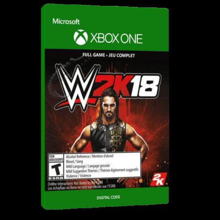 خرید بازی دیجیتال WWE 2K18