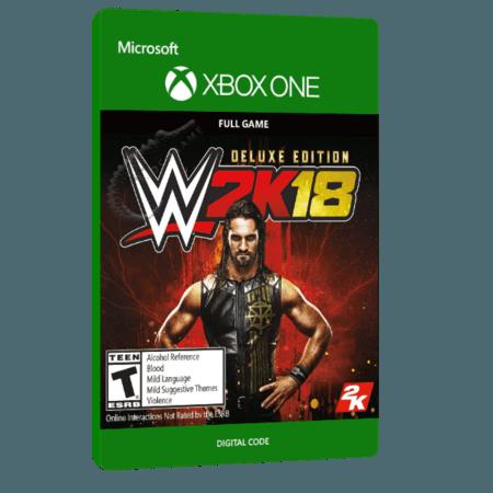 خرید بازی دیجیتال WWE 2K18 DELUXE EDITION