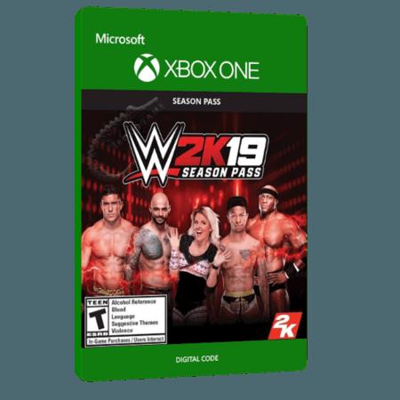 خرید Season Pass بازی دیجیتال WWE 2K19 برای Xbox One