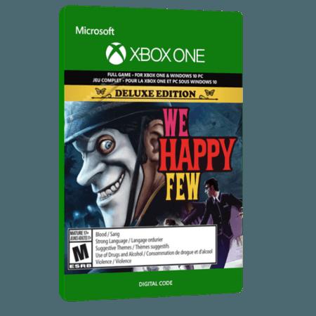خرید بازی دیجیتال We Happy Few