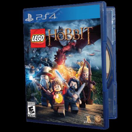 خرید بازی دست دوم و کارکرده Lego The Hobbit برای PS4