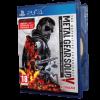 خرید بازی دست دوم و کارکرده Metal Gear Solid V Ground Zero + The Phantom Pain برای PS4