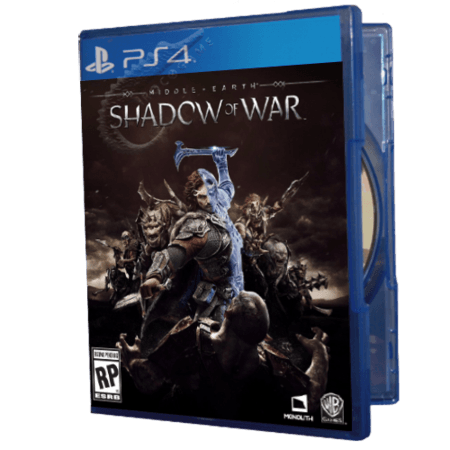 خرید بازی دست دوم و کارکرده Middle Earth Shadow of War برای PS4