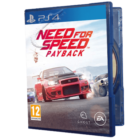 خرید بازی دست دوم و کارکرده Need for Speed Payback برای PS4