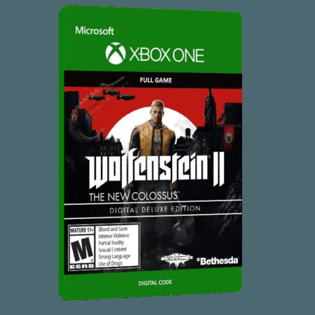 خرید بازی دیجیتال Wolfenstein II The New Colossus Deluxe Edition