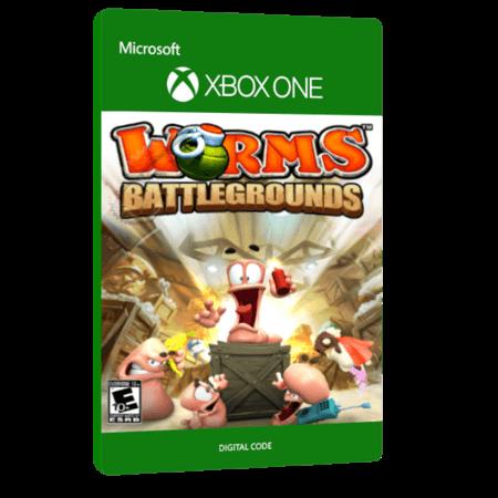 خرید بازی دیجیتال Worms Battlegrounds