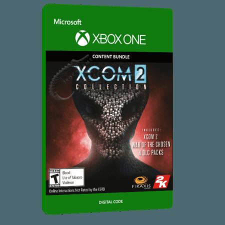خرید بازی دیجیتال XCOM 2 Collection برای Xbox One