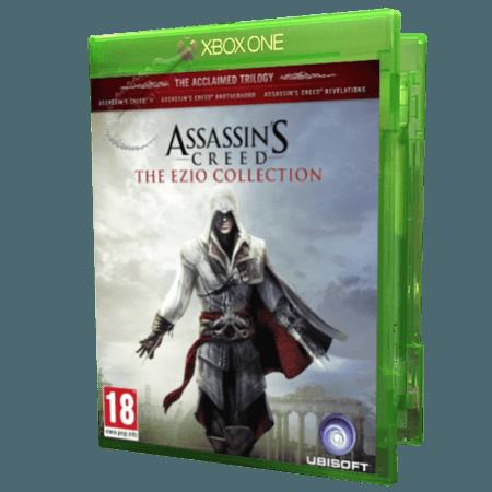 خرید بازی دست دوم و کارکرده Assassin's Creed The Ezio Collection برای Xbox One