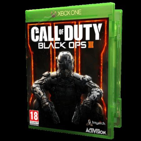 خرید بازی دست دوم و کارکرده Call of Duty Black Ops 3 برای Xbox One