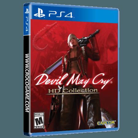 خرید بازی Devil May Cry HD Collection برای PS4
