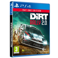 خرید بازی Dirt Rally 2.0 Day One Edition برای PS4