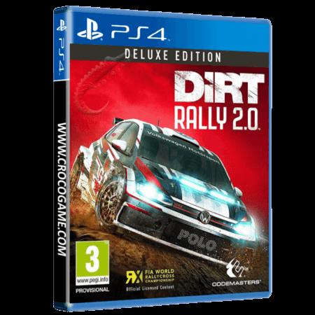 خرید بازی Dirt Rally 2.0 Deluxe Edition برای PS4
