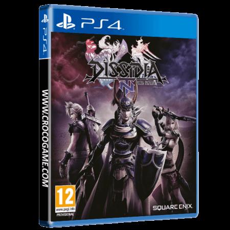 خرید بازی Dissidia Final Fantasy NT برای PS4
