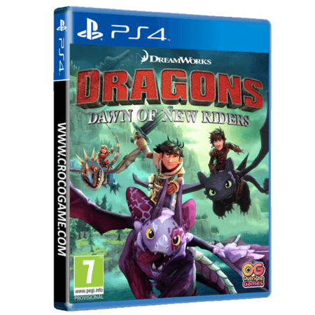 خرید بازی Dragons Dawn Of New Riders برای PS4