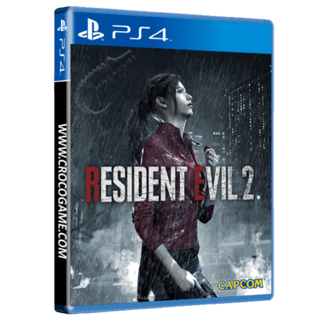 خرید بازی Resident Evil 2 Lenticular Edition برای PS4