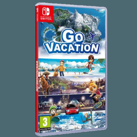 خرید بازی Go Vacation برای Nintendo Switch