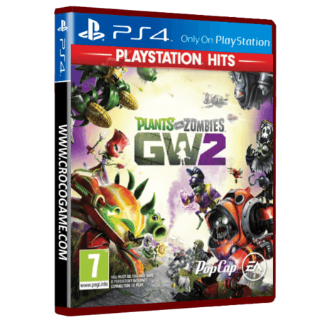 خرید بازی Plants vs Zombies Garden Warfare 2 PlayStation Hits برای PS4