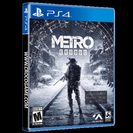 خرید بازی Metro Exodus برای PS4