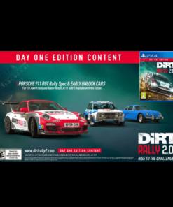 خرید بازی Dirt Rally 2.0 Day One Edition برای PS4