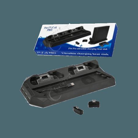 خرید پایه خنک کننده و شارژر Ultra thin charging sink PS4 Pro